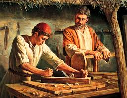 Jesus and Joseph Carpentry